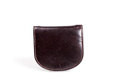 Peněženka na drobné kožená - 1