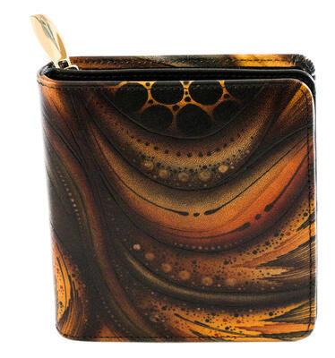 Dámská peněženka kožená - 1