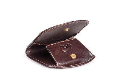 Peněženka na drobné kožená - 2