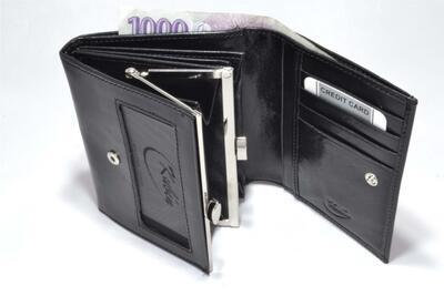 Dámská peněženka kožená - 2