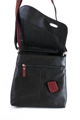 Dámská kabelka kožená - 3