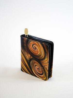 Dámská peněženka kožená - 3