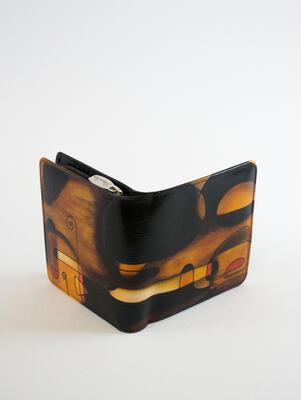 Dámská peněženka kožená - 5