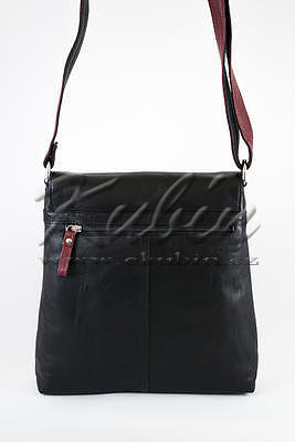 Dámská kabelka kožená - 5