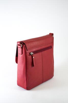 Dámská kabelka kožená  - 6