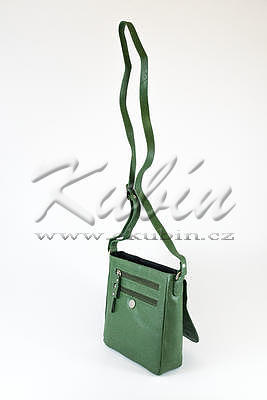 Dámská kabelka kožená - 7